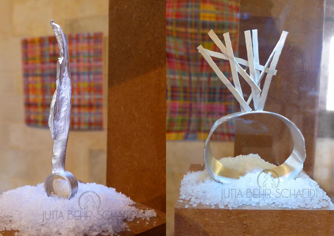 Bijoux sculpturaux jutta behr-schaeidt lannion