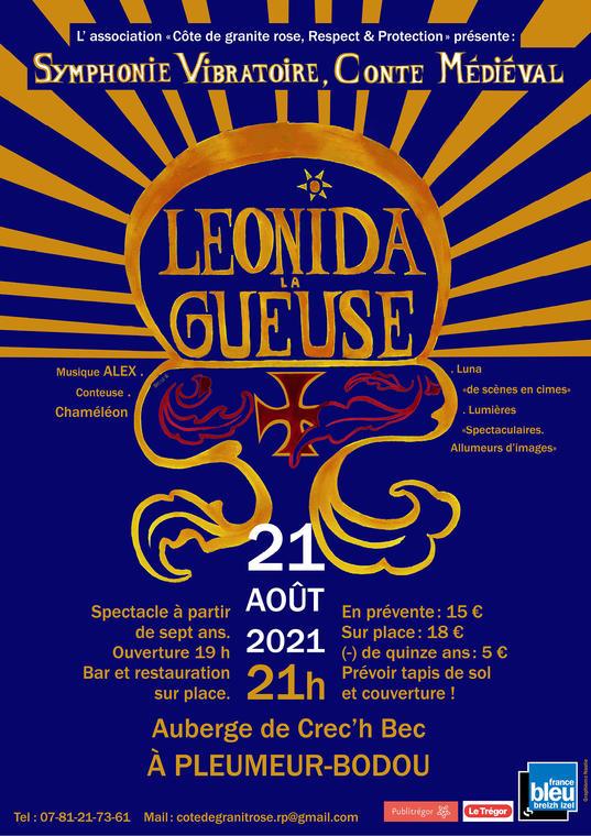 Léonida la gueuse