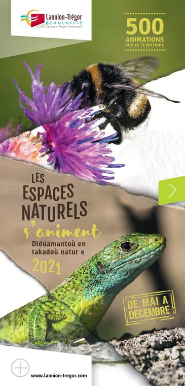 Les espaces naturels s'animent 2021