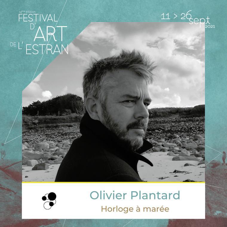 Olivier Plantard - Festival d'Art de l'Estran