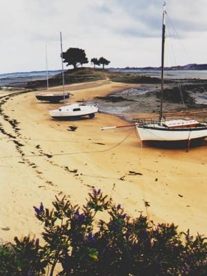 Pors Guyon plage