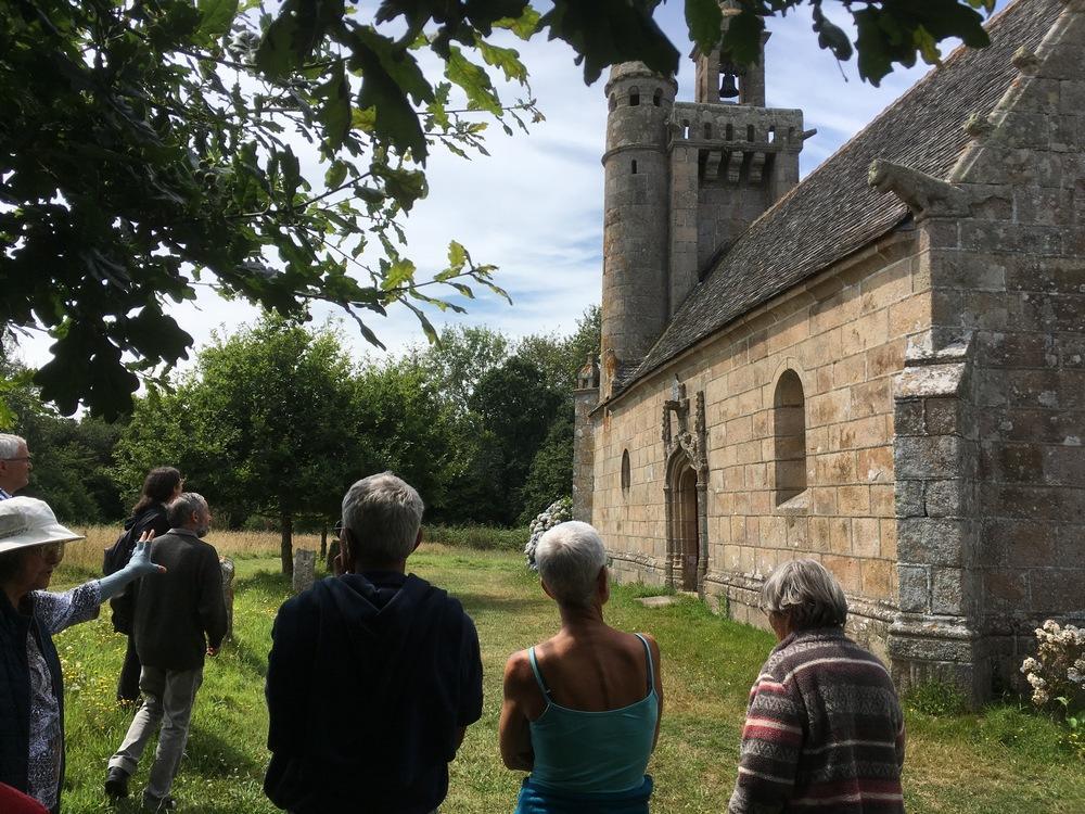 Pleumeur-Bodou chapelle saint-samson visite guidée réduite