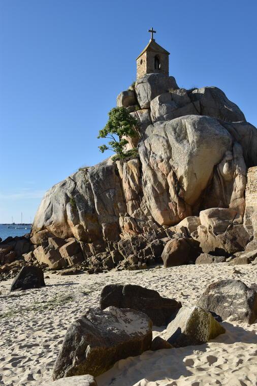 Rocher de la Sentinelle Port Blanc