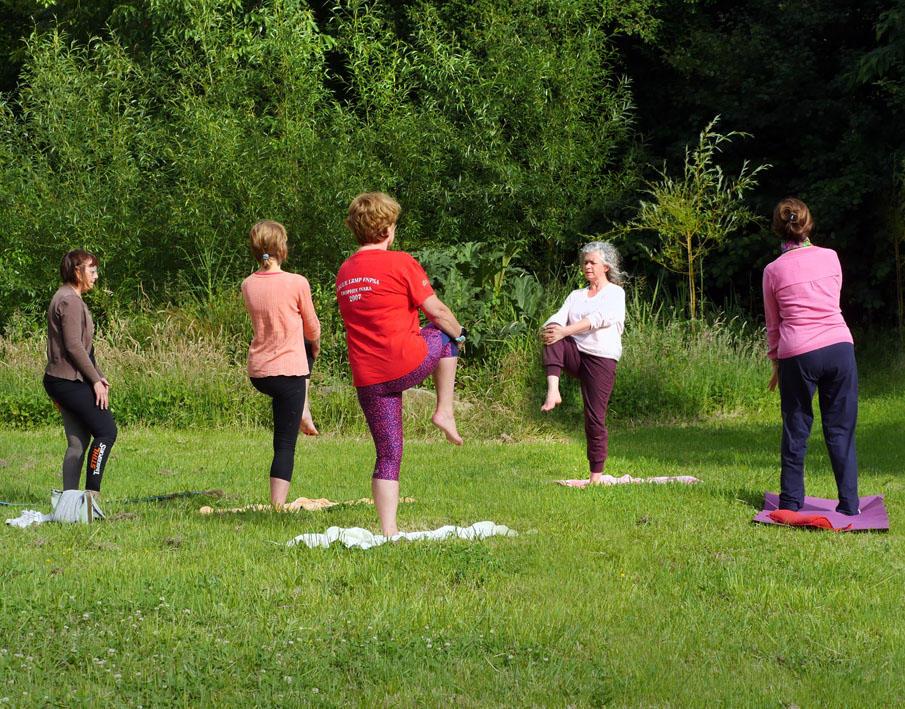 Les jeudi du yoga