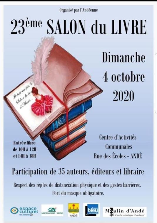 04-10-2020_Salon du livre_Andé