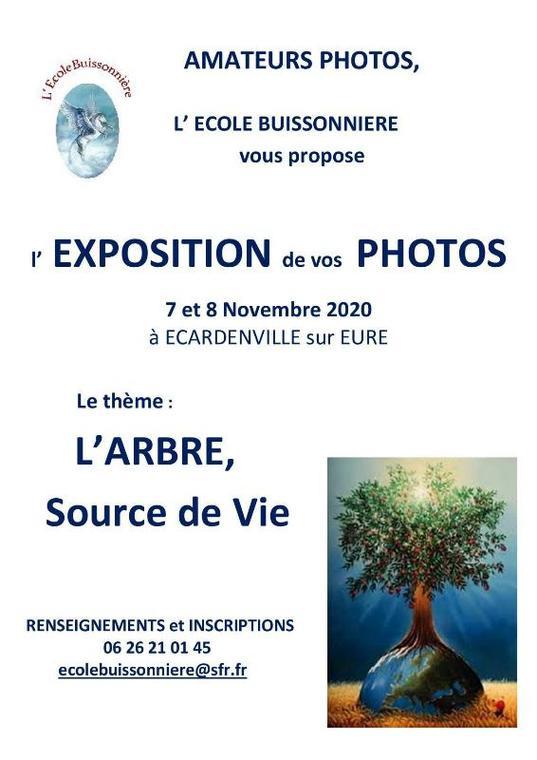 07-11-2020_exposition de photos_Clef vallée d'eure