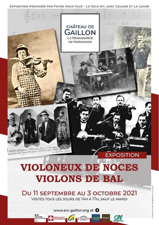 11-09-2021_Exposition violoneux de noces, violons de bal_Gaillon