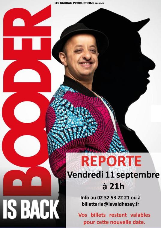 11-09-2021_Spectacle Booder is Back_Le Val d'Hazey