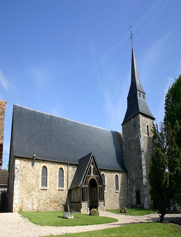 18-09-2021_ Visite de l'église Notre Dame de Venables_Les Trois Lacs