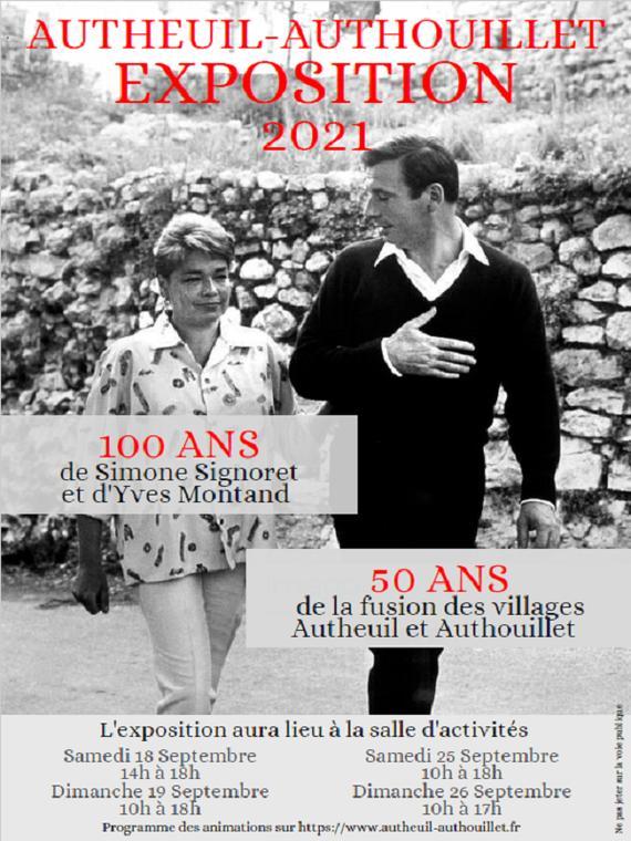 18-09-2021_Exposition 50 ans de la fusion des villages_Autheuil-Authouillet