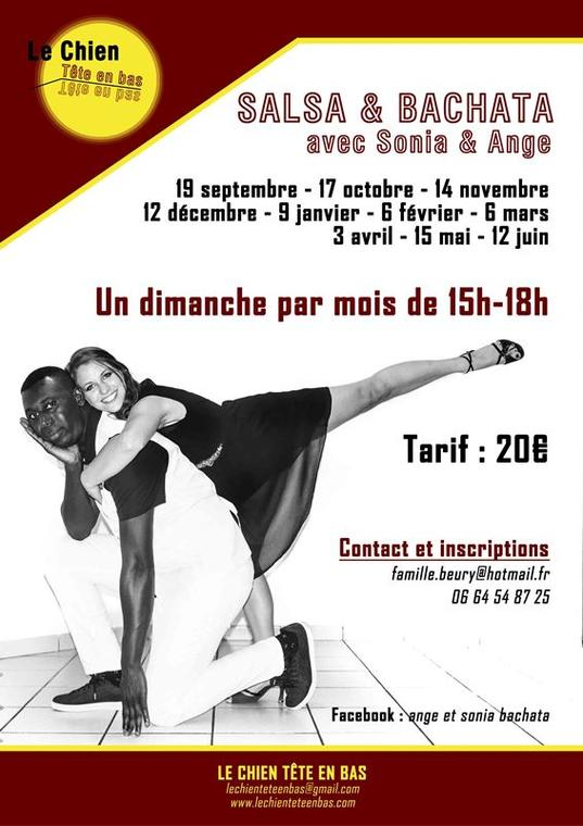 19-09-2021_Atelier de danse salsa et bachata_Louviers
