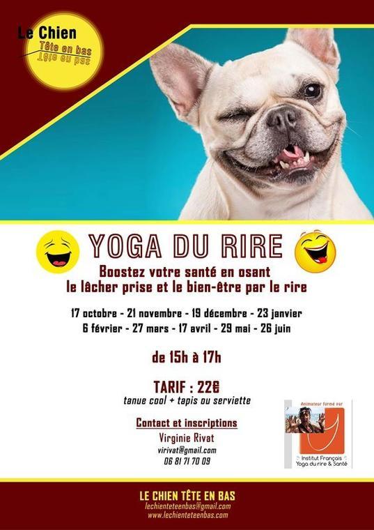 21-11-2020_Stage de yoga du rire_Louviers