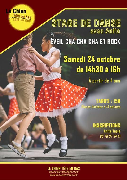 24-10-2020_Stage de danse de salon pour enfants_Louviers