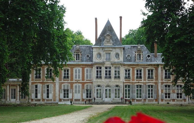 Château de Pinterville © DR Gregofhuest