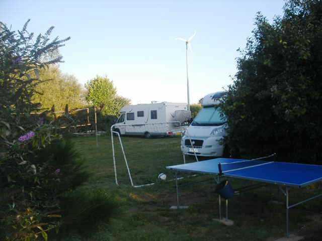 Camping à la ferme du Cosquer