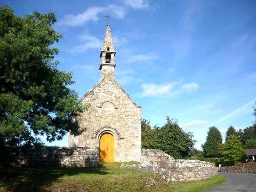 Chapelle Saint Idunet Pluzunet