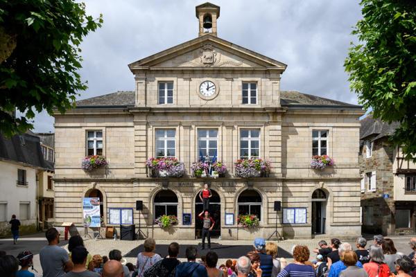 Mairie de Carhaix