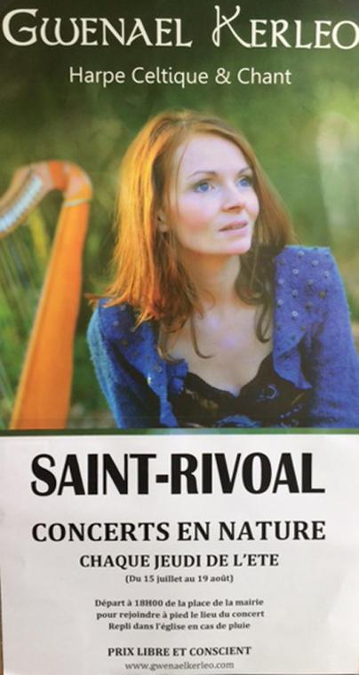 Gwenael Kerleo - Saint Rivoal