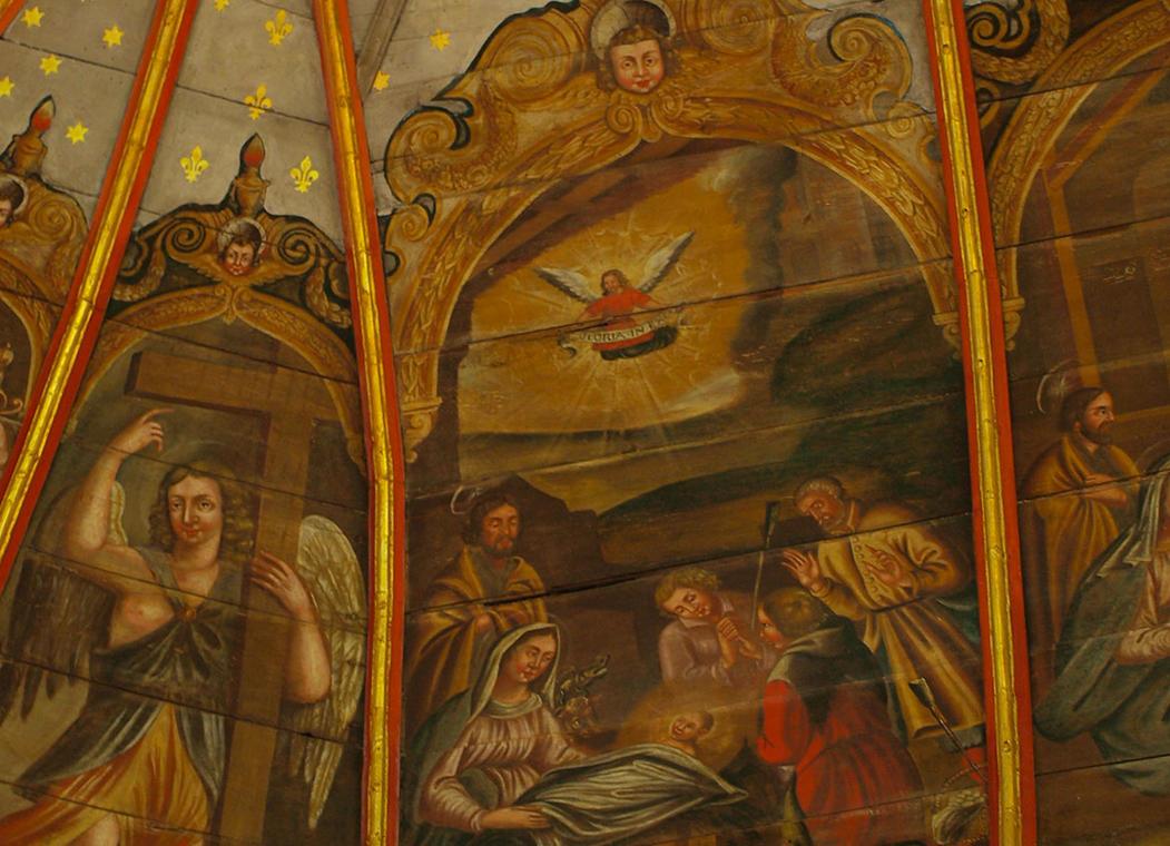 JUL chapelle st michel douarnenez