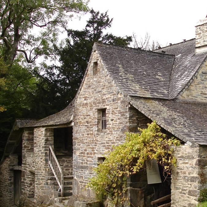 Maison Cornec - ecomusee des monts d'arree