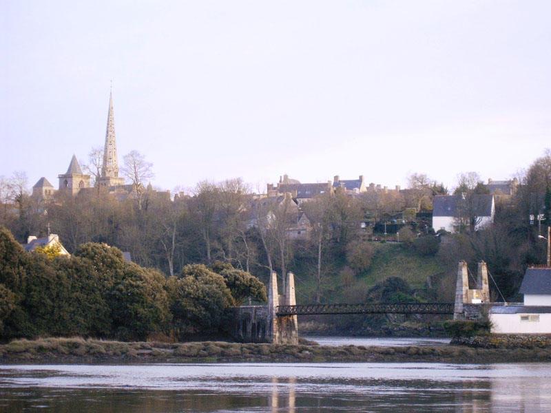 Passerelle St François