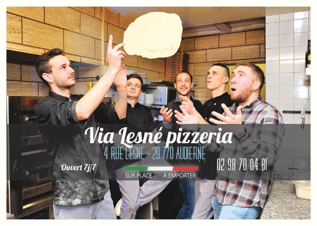 Pizzeria Via Lesne