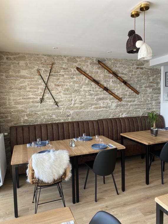 Restaurant lalplage- Douarnenez