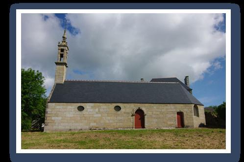 Eglise et chapelles - Esquibien