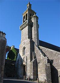 Eglise et chapelles - Audierne