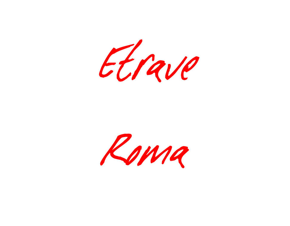 L'Etrave ROma