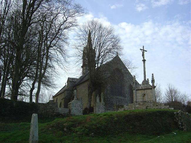 Eglise - Goulien