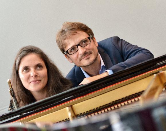 Concert / musique classique - Laurence Hekster / Arnaud Tessier