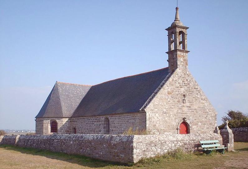 Eglise et chapelles - Plogoff