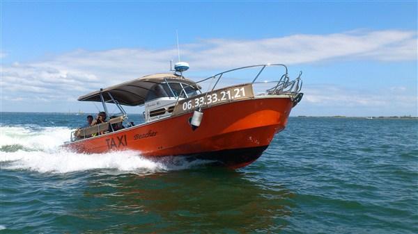 bateau taxi