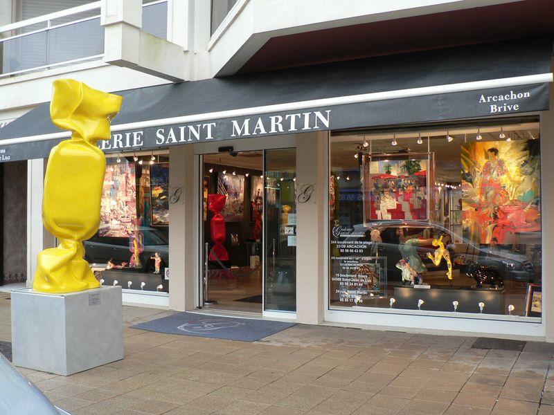 Galerie Saint Martin-arcachon-centre