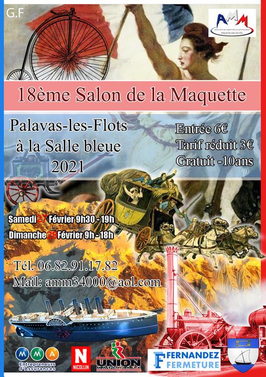 2021-02-27&28 salon de la Maquette