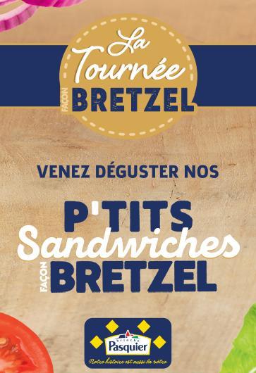 Affiche Bretzel