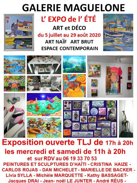 Expo maguelone été 2020 PALAVAS - Copie