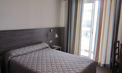 Hôtel du Midi - Palavas - chambre 1
