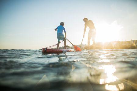 Sunshine paddle1© 2018 - R Christol - OT Palavas-les-Flots