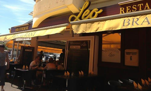 Brasserie Le leo