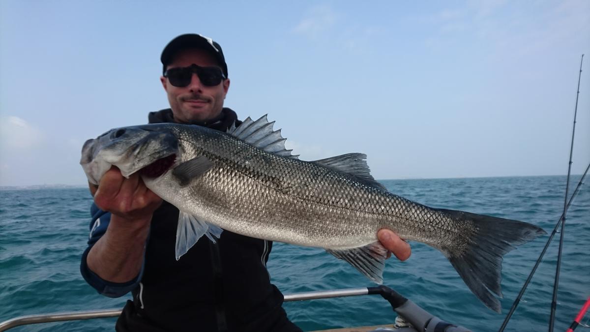 Fish Tracker ST MALO