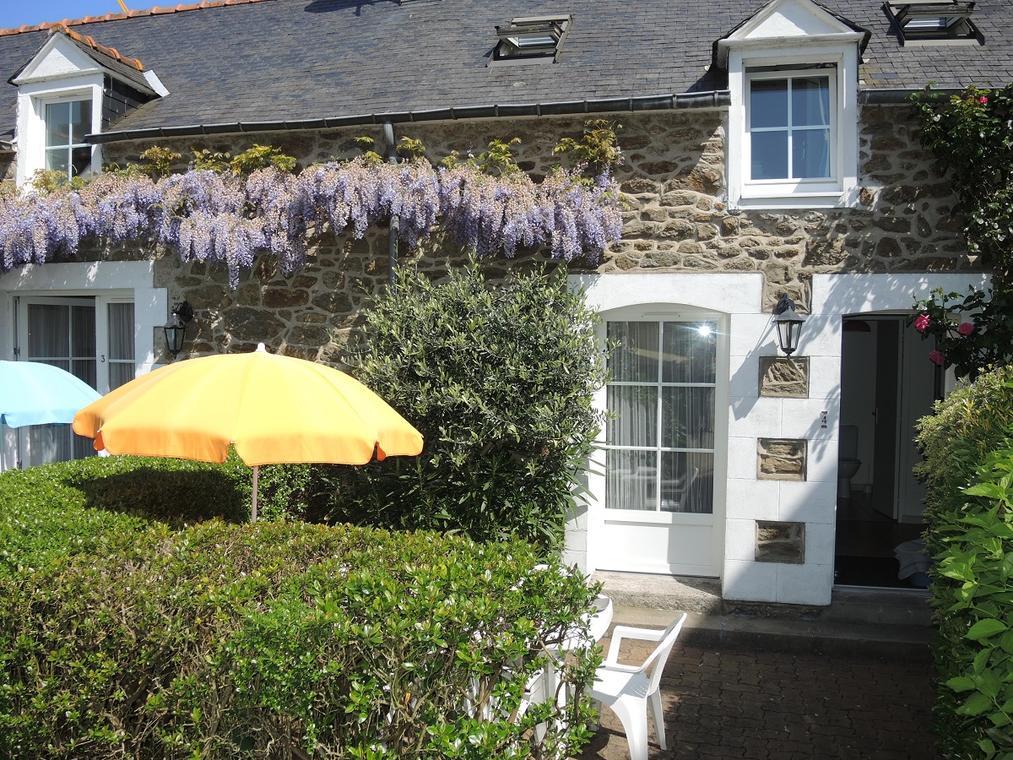 1 - photo brochure et vignette ssite internet  - Appartement N°4, Clos de la Fontaine Dinard