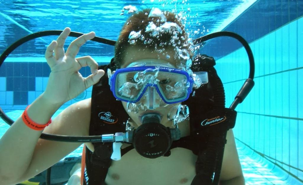 Nautilus Dive Center Dinard - Piscine