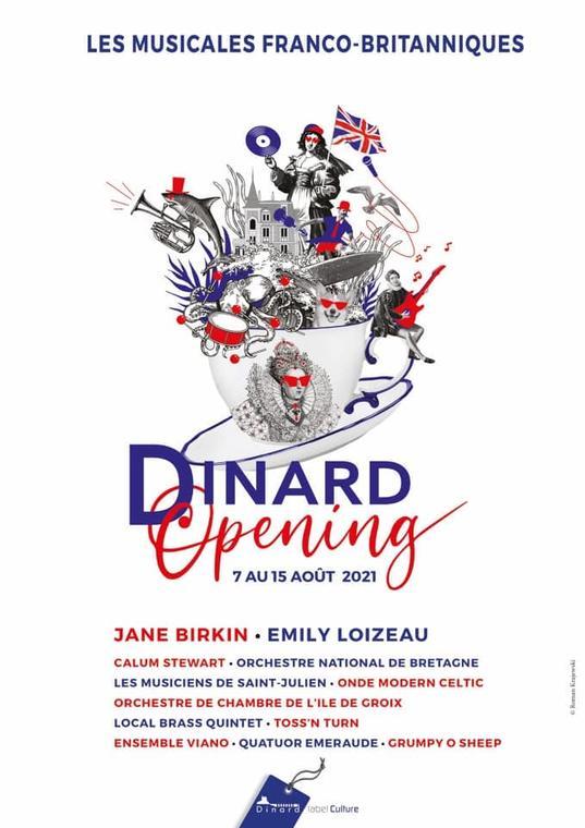 Dinard Opening