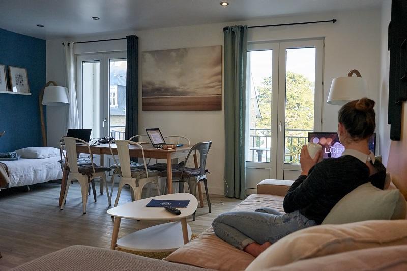 Villa Esprit de Famille - Traezehnn - location - saint-malo