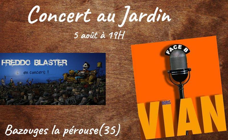 Concert - La Baz'Art