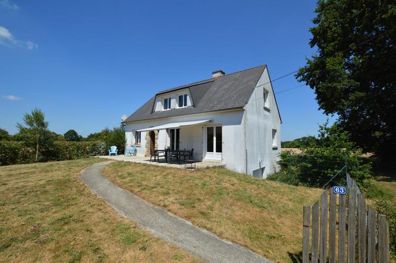 La Maison aux pignons verts à La Chapelle-Saint-Aubert