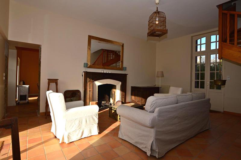 Gîte au Château de l'Epinay à Piré-sur-Seiche