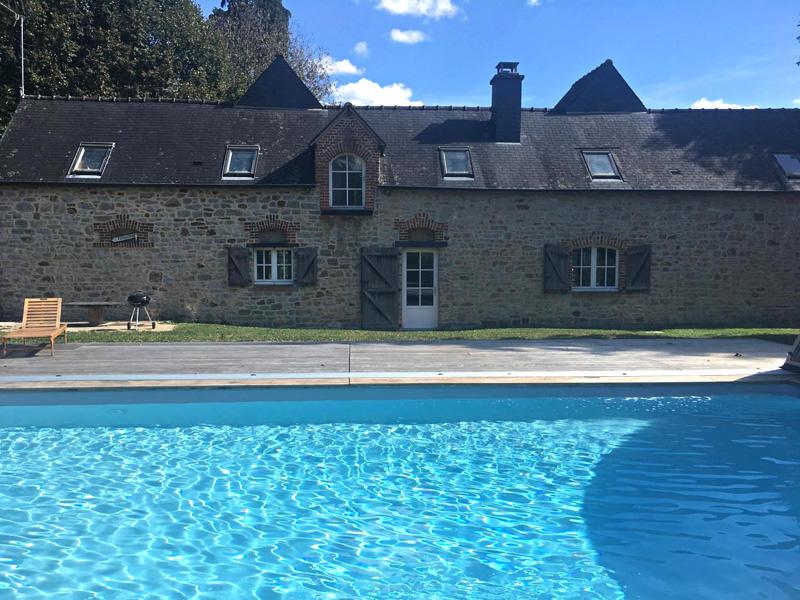 Gîte La Guillaumière à Châtillon-en-Vendelais